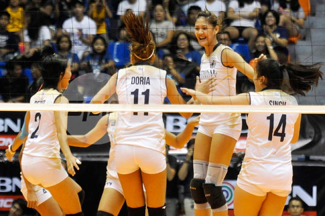 NU Lady Bulldogs end alarming UAAP slide with confidence-building win over Adamson