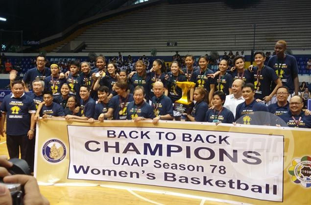 'Sweep 16' as NU Lady Bulldogs beat Ateneo for back-to-back UAAP championships