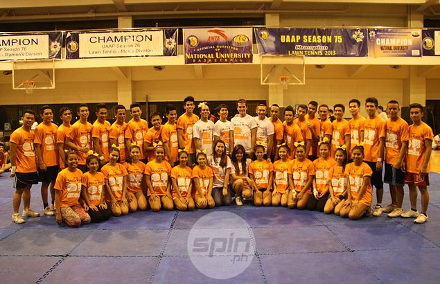 UAAP champion NU Bulldogs Pep Squad eager to atone for defeat in NCC title defense