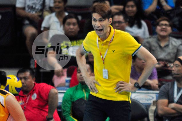 UST Tigers standout Mark Alfafara stands up for embattled coach Odjie Mamon