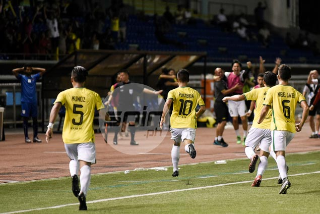 Kaya FC keeps up with UFL leaders as Robert Mendy torments former team Green Archers