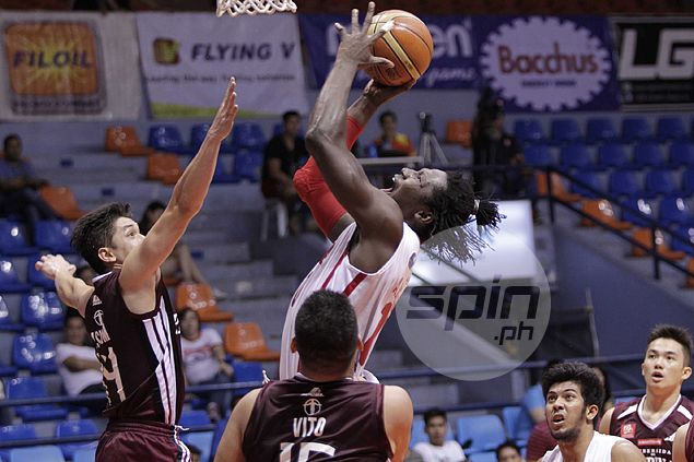 Vengeful Red Lions vent ire on hapless Fighting Maroons