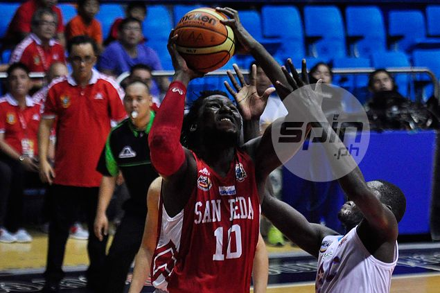 San Beda and Letran finally see action after long break, clash for share of lead with idle Perpetual