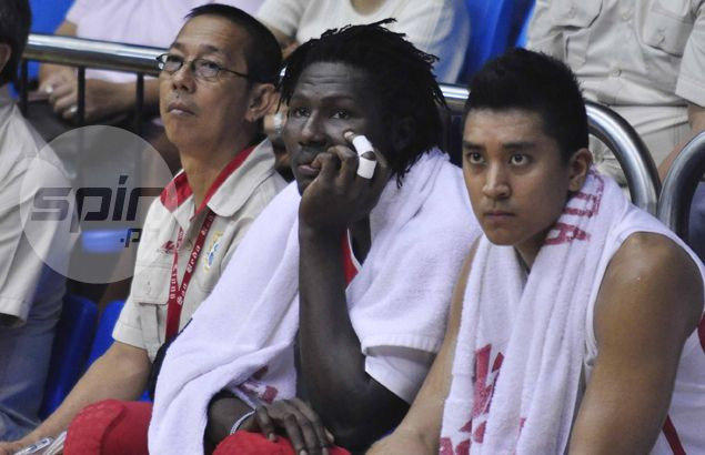 San Beda tries to even things with Letran, this time with Ola Adeogun back in harness