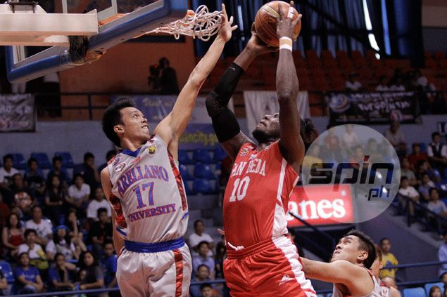San Beda Red Lions beat Arellano Chiefs to reclaim top seeding heading to Final Four
