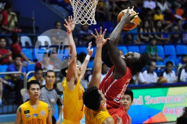 Baser Amer, Art Dela Cruz take charge as Red Lions survive Stags' fightback