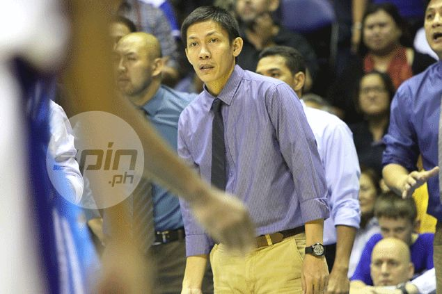 Olsen Racela says idol Ron Jacobs, Cone his biggest inspiration in transition to coaching