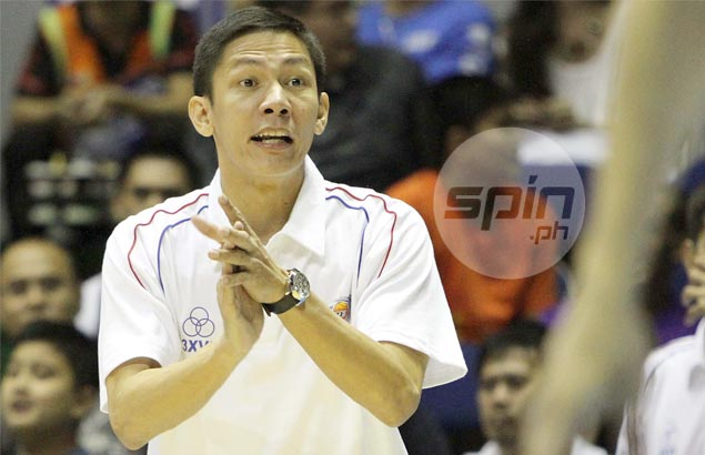 Olsen Racela takes over as head coach of FEU Tamaraws