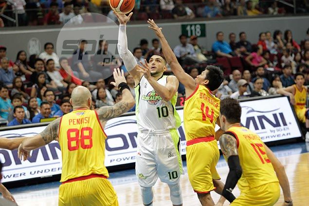 GlobalPort bringing back Omar Krayem, hopes to get Dominique Sutton release from TNT