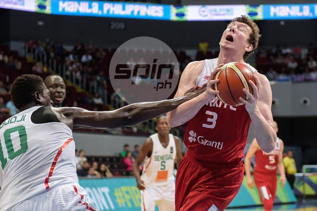 Turkey holds ground against resilient Senegal to book place in Fiba OQT semis