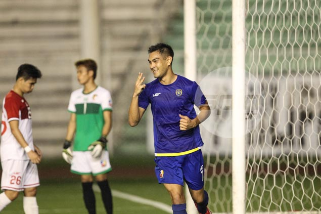 Fil-Iranian midfield ace Omid Nazari willing to play for Azkals if given chance