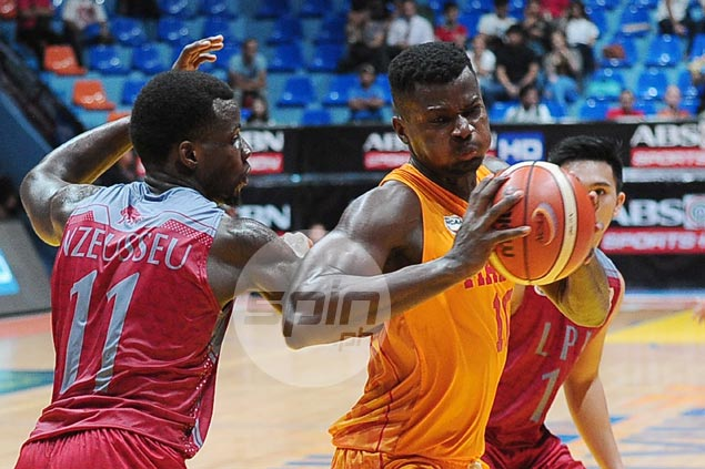 Oraeme posts monster double-double to keep Mapua undefeated with romp over Lyceum