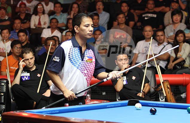 Dennis Orcollo, rest of Pinoy pool players wipe out in World 9-Ball Championship