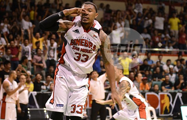 Ginebra import Orlando Johnson hopeful PBA will serve as stepping stone to return to NBA