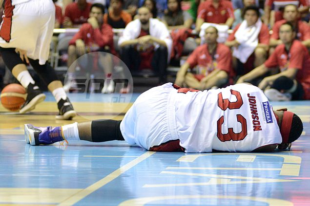 Orlando Johnson cleared to play in crucial Ginebra match against GlobalPort