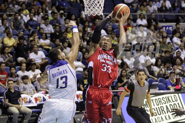 Johnson refuses to blame misfiring Ginebra locals, says he needs to share ball more