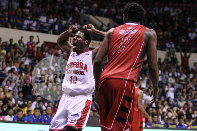 Ginebra continues to roll, demolishes Mahindra before Antipolo 'home crowd'