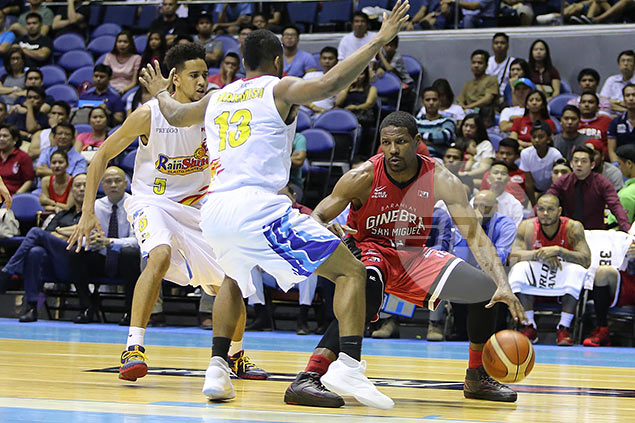 Gabe Norwood, Ibanes earn Guiao praise for making Jeffers 'bleed for his points'