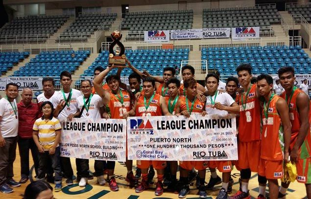 Palawan basketball champs win 19 classrooms for communities in novel prize scheme