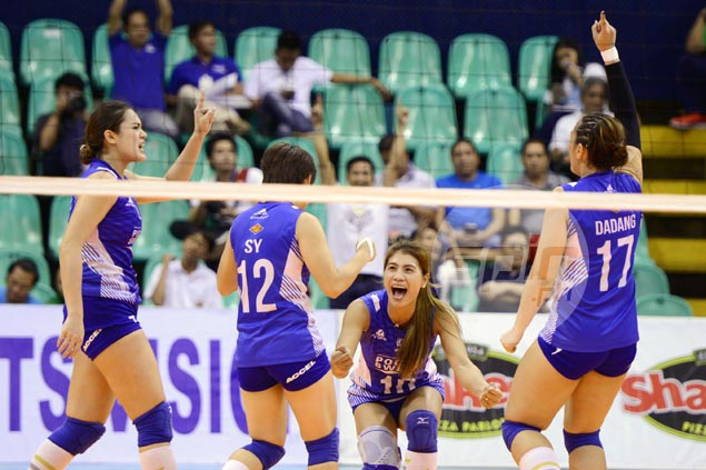 UAAP letdowns Myla Pablo, Gyzelle Sy find redemption in Pocari Sweat's title romp