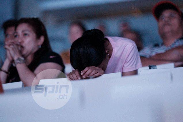 Nation grieves and heaven cries along after Pacquiao loss to Mayweather