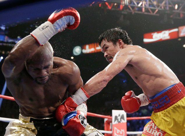 Floyd Mayweather stays unbeaten, beats Manny Pacquiao via unanimous decision