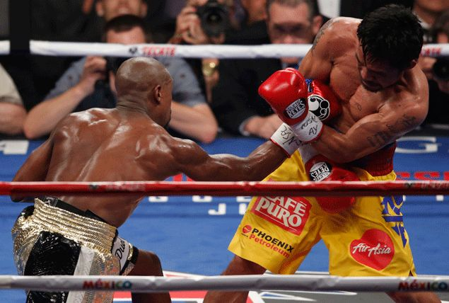 Pacquiao suspects 'leaks' made Mayweather aware of shoulder injury before fight