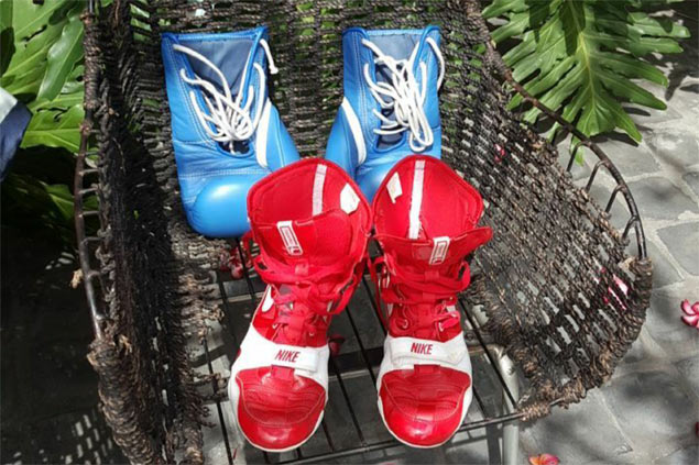 Pacquiao camp plays down Nike split, says other major companies sticking with boxer