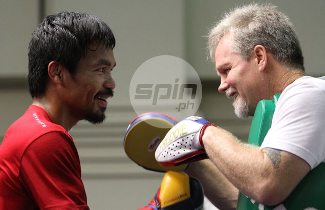 Freddie Roach admits being hurt after Pacquiao cuts ties without talking to him