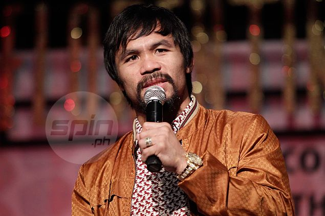 Manny Pacquiao lays down goals for OFWs, Mindanao as he formally files candidacy for Senate seat