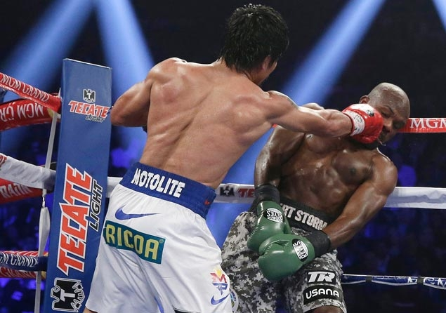 How many fight fans are looking forward to Pacquiao-Bradley III? Not a lot