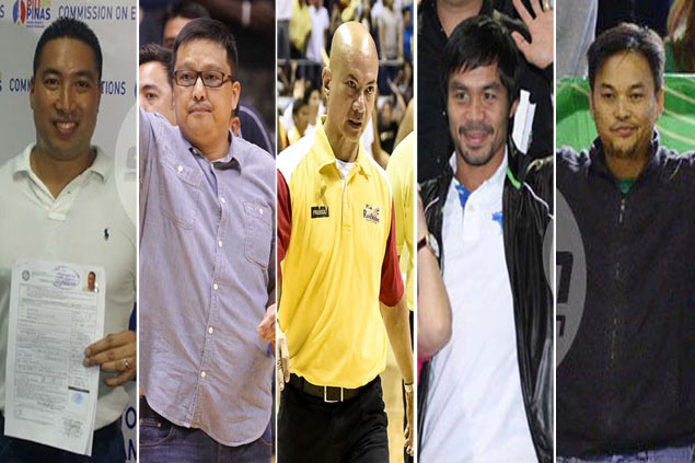 Winners, losers: Sportsmen encounter mixed fortunes in national elections