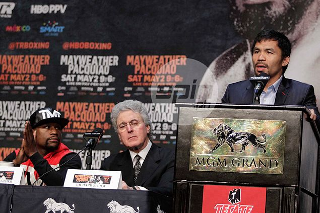 Pacquiao never too busy to help in effort to gain reprieve for Mary Jane Veloso