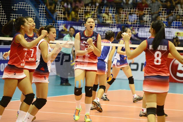 Petron eyes third win, solo PSL lead as TriActiv Spikers take on struggling Cignal HD