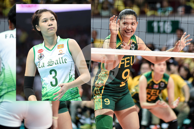 Psychology majors Remy Palma, Mika Reyes play mind games ahead of do-or-die match