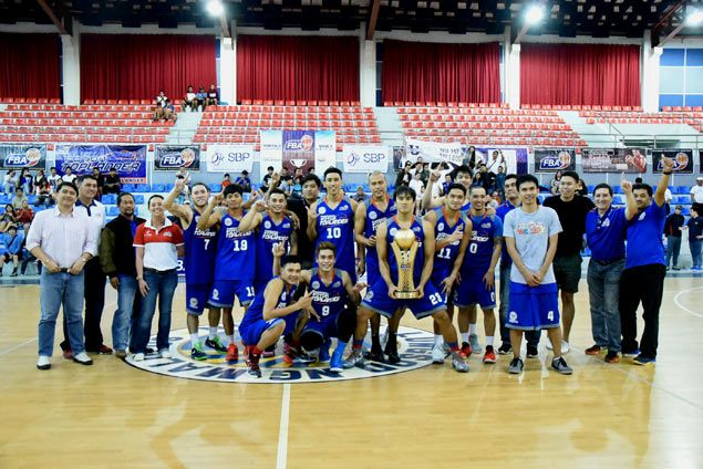 Pampanga Foton captures FBA championship after decisive win over Manila NU Bulldogs