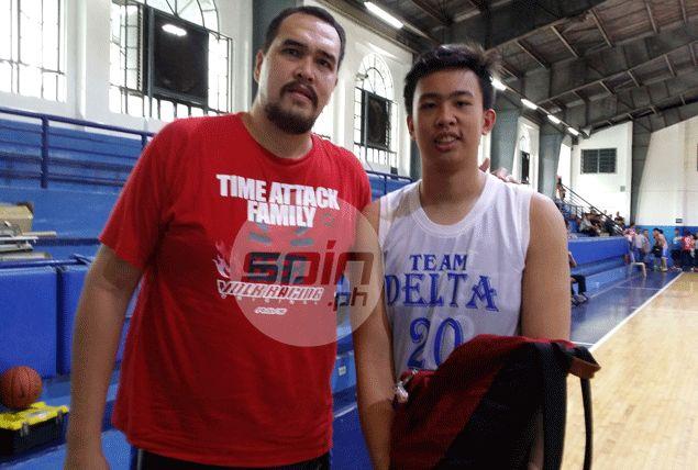 Meet Jeremaiah Panalangan: 15-year-old Pampanga kid who stands 6-foot-7 groomed for basketball stardom