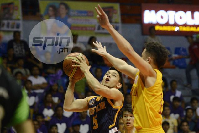 Streaking JRU Heavy Bombers dispatch Stags, gain playoff for NCAA Final Four berth
