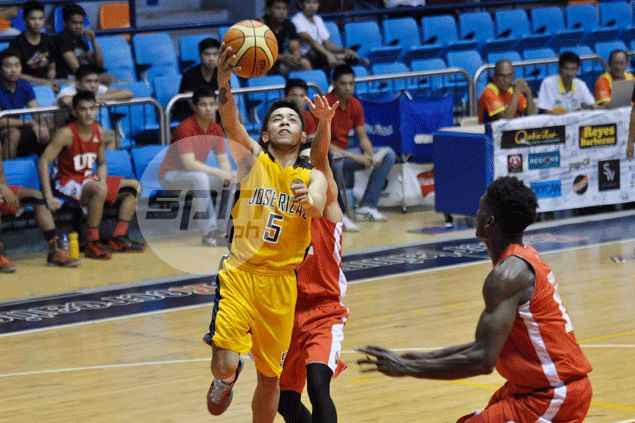Heavy Bombers give Red Warriors a dose of their own medicine as JRU advances to semis of Filoil Cup