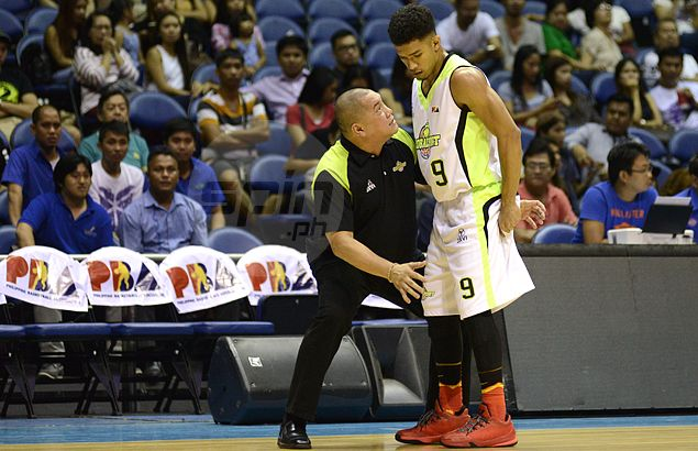 Offensive-minded rookie Paolo Taha earns minutes at GlobalPort by playing good defense