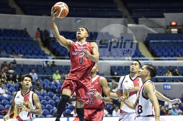 Mahindra is unlikely PBA leader after claiming giant scalp of San Miguel