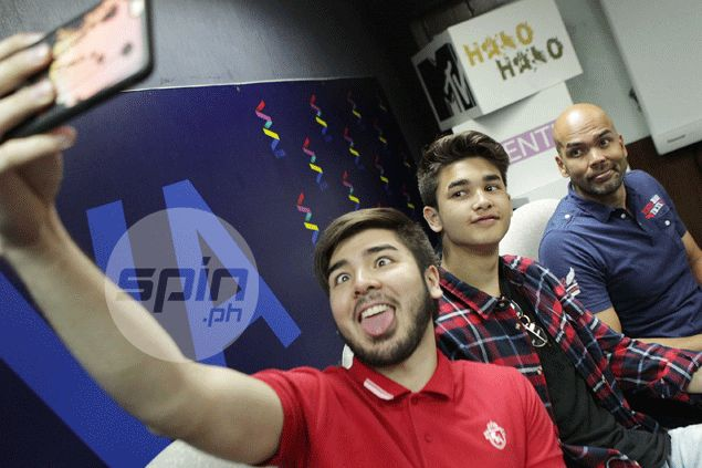 Slam-dunk king Kobe Paras aware he needs to polish entire game to achieve NBA dream