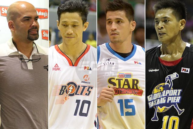 Marc Pingris says 'Lakay' Danny Ildefonso, Paras, Adducul the biggest influences in his career