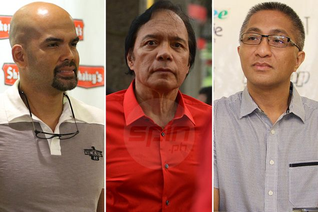 Benjie Paras, Ronnie Magsanoc want to see 'master motivator' Jaworski take on Gilas job