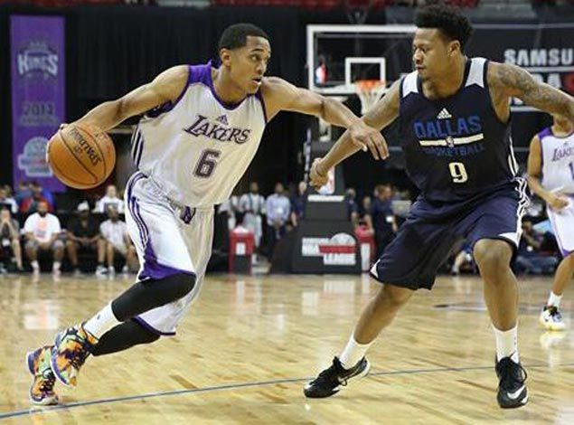 Bobby Ray Parks' first basket, Mavericks' win over Lakers, highlight Fil-Am's best Summer League game