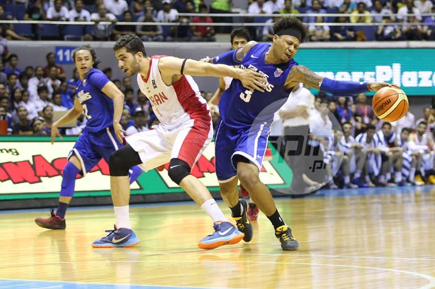 Bobby Ray Parks repays Gilas coach Tab Baldwin's trust with strong performance against Iran