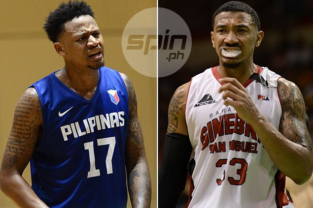 Bobby Ray Parks, former Ginebra import Johnson cross paths as they chase NBA dream