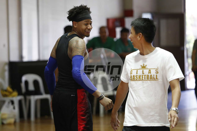 Bobby Ray Parks the latest addition as Gilas back in practice after long break