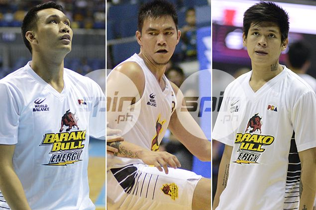Pascual, Lastimosa, Garcia are 'ripe for the picking,' but happy to stay at Barako