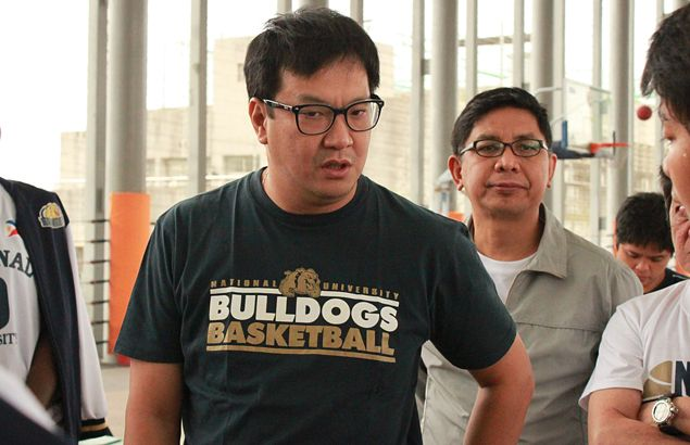 Pat Aquino doesn't mind being left out in NU coaching search: 'It's not my time yet'